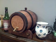 port barrel