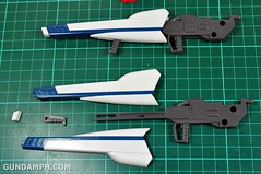 Gundam F91 1-60 Big Scale OOTB Unboxing Review (87)