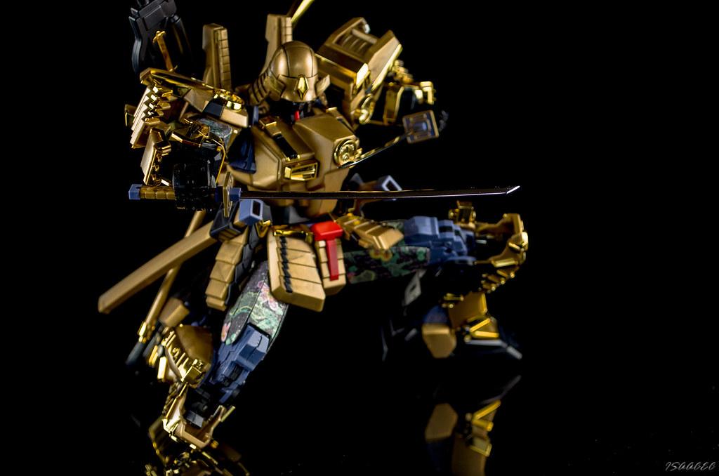 MG Musha MKII Tokugawa Ieyasu Ver.