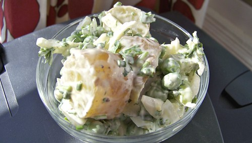 Farmer's Market Potato Salad
