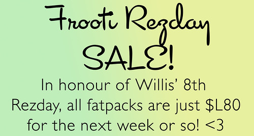 *Frooti Sale!