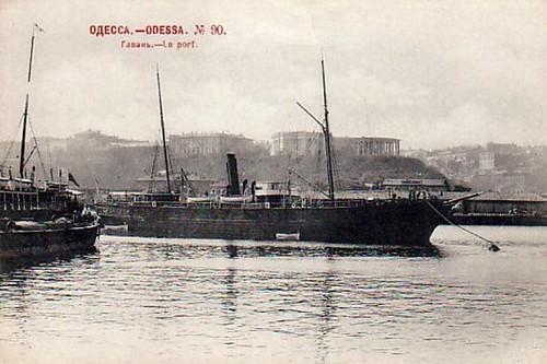 Port of Odessa