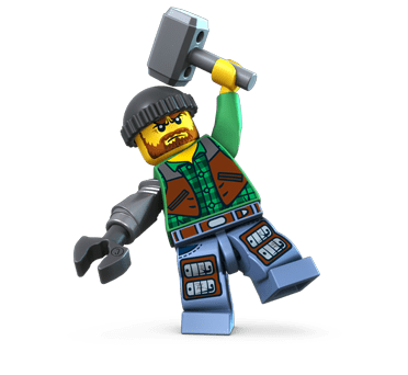 LEGO Monster Fighters Jack McHammer