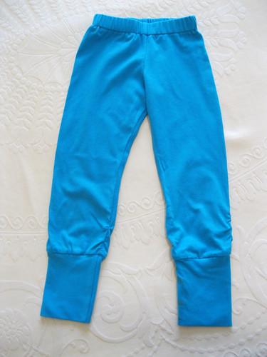 #21 leggings from Ottobre 6/2010