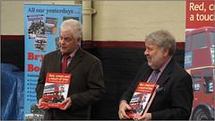 Colin's book launch.