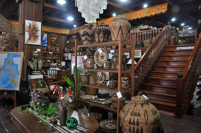 Philippine arts and crafts