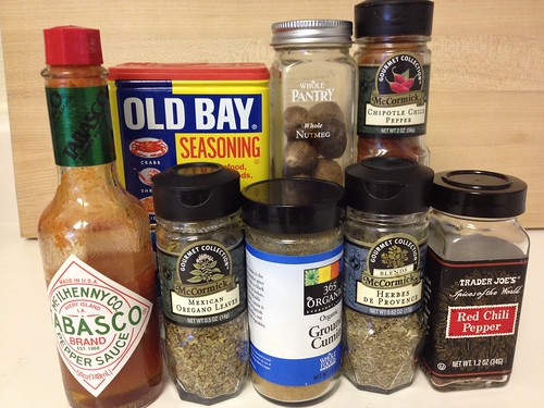favorite spices