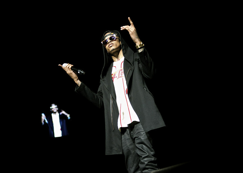 August Alsina @ Chaifetz Arena