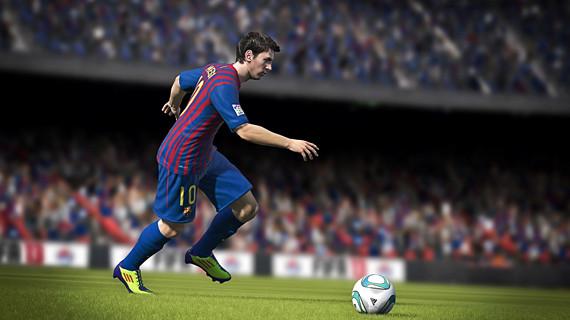 FIFA 13 detalles e imagenes