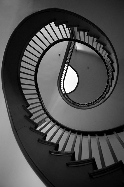 Trustee's Stairwell