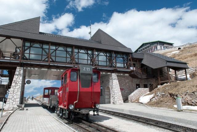 蜜月 D6 - St. Wolfgang - Schafberg 登山火車 4