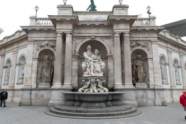 蜜月 D9 - 維也納 - 皇宮、納許市場、金色大廳 2