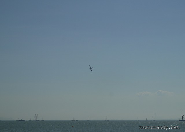 Spitfire - Southend Air Show - Sunday, 27th May (2)