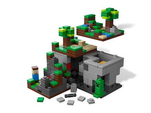 21102 Minecraft Micro World 03
