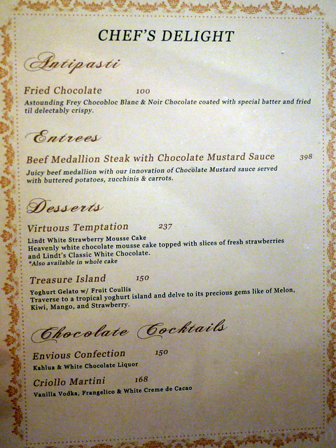 Maitre Chocolatier Boutique Cafe Menu-002