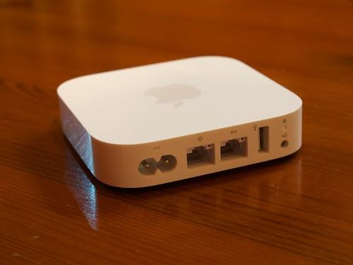 AirMac Express 802.11n Wi-Fi