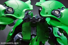 1-100 Kshatriya Neograde Version Colored Cast Resin Kit Straight Build Review (115)