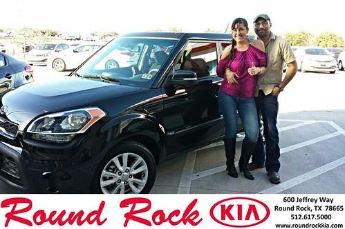 Congratulations to Sierra Romero on your #Kia #Soul purchase from Kelly  Cameron at Round Rock Kia! #NewCar by RoundRockKia
