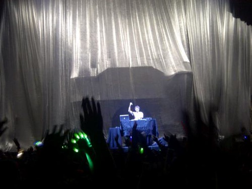 DJ Zedd at SM Arena BTW Ball