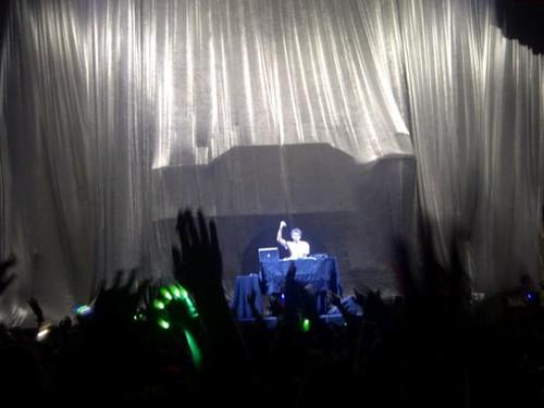 DJ Zedd at SM Arena BTW Ball