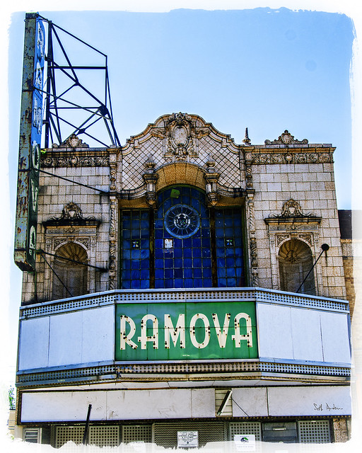 Former Ramova Theater