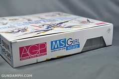 Armor Girls Project MS Girl Wing Gundam (EW Version) Review Unboxing (8)