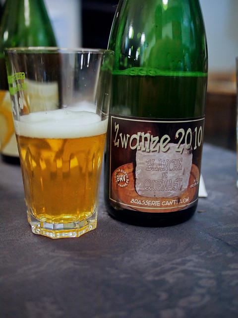 Cantillon Zwanze 2010 - Brasserie Cantillon