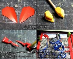 HG 1-144 Zeydra Custom Painted by Katsumi Kawaguchi (7)