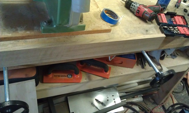 Moxon Vise - Measuring