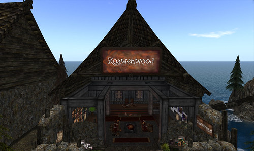 Roavenwood at Fantasy Faire 2012