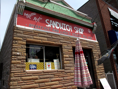 Bloomfield Sandwich Shop