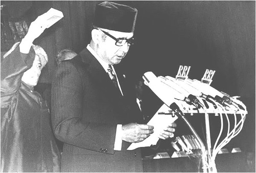 Sumpah Presiden Soeharto 2
