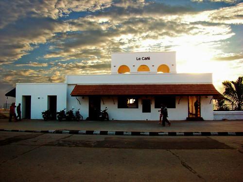 Le Cafe, Pondicherry