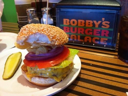 Bobbys Burger Palace photo