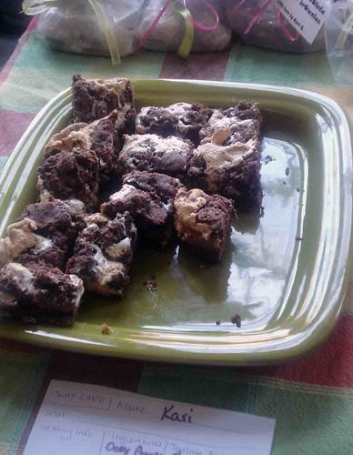Chocolate marshmellow yum