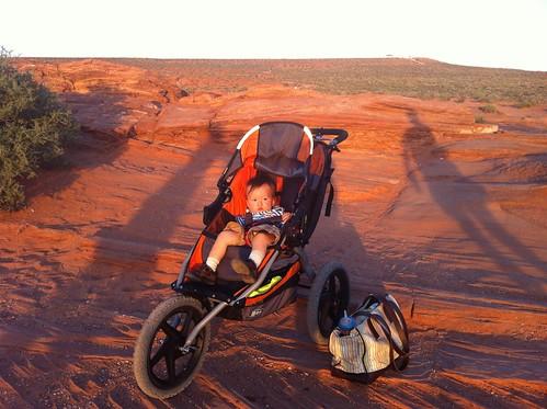 Miles going to Arizona