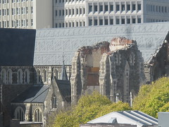 View of ChristChurch Cathedral