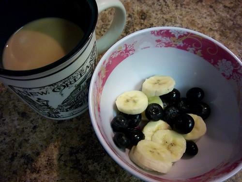 Plan B breakfast