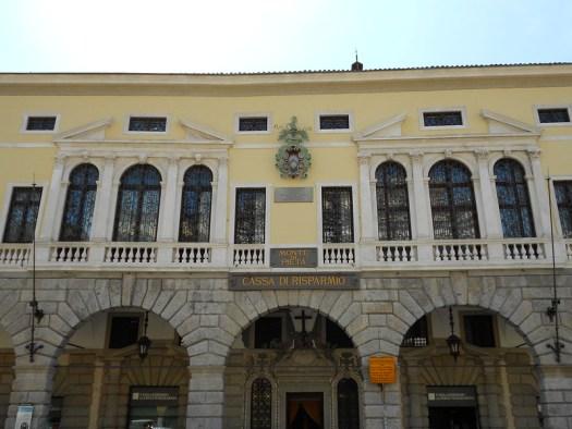 palazzo del Monte di Pietà - Udine
