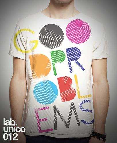 white t-shirt 012 by laboratoriounico