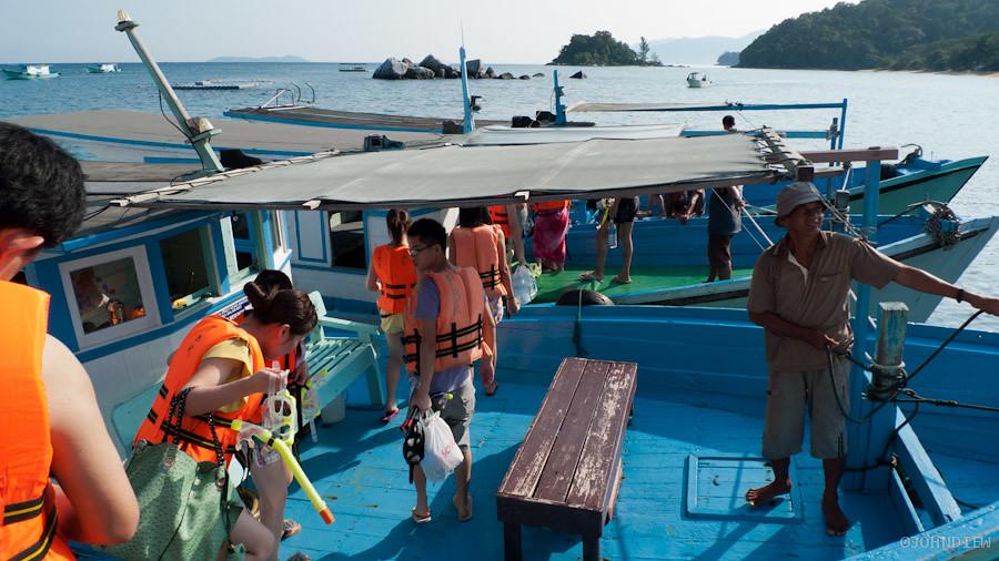 Paya Beach Tioman - 30