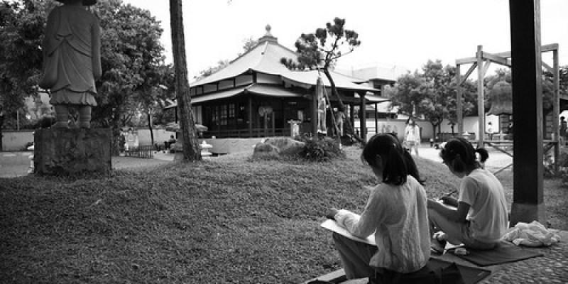 【Video】花蓮吉安鄉「慶修院」:三級古蹟的日本寺廟(7.11ys)