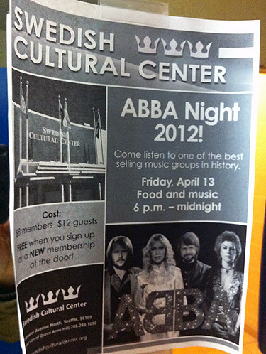 Abba Night