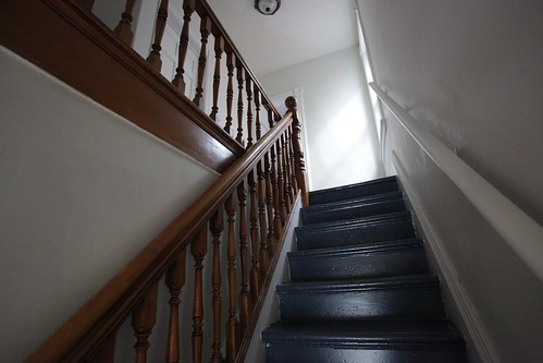Front Staircase to second floor