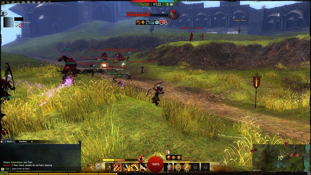 《激戰2》第三次封測結束!讚翻了!2012最推薦的遊戲 - aabbabc的創作 - 巴哈姆特
