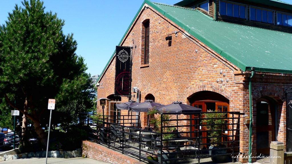 CANOE BREWPUB, Restaurant and Marina VICTORIA BC 0014