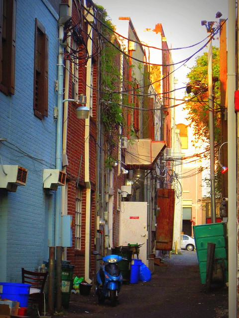 Alley in Wilmington