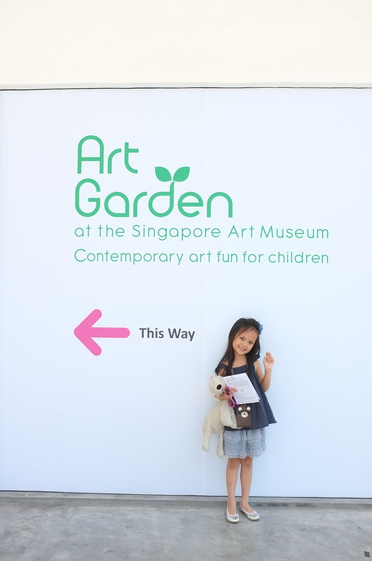 art garden exhibition