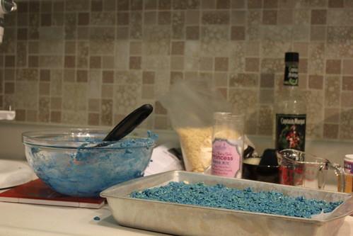 still life: baking