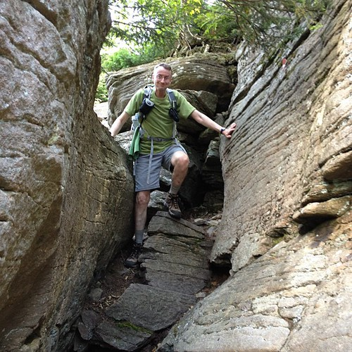 Gary on the devils path